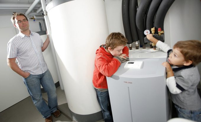 Heat Pumps or Electric Heaters